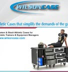 wilson case athletic brochure cover