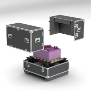 Instruments / Module Cases