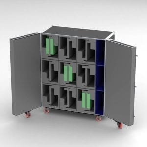 Computers & Charging Station Cases