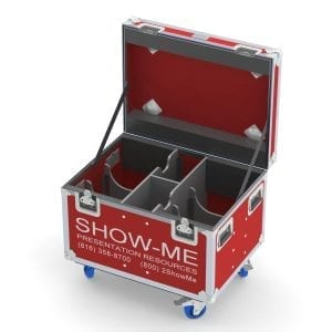 Live Event Production Road Cases