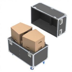 Custom Pro Audio Road Cases