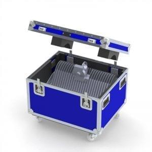 Custom Pro Lighting & Rigging Shipping Cases