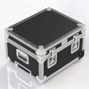 TagAlong Pull-Behind Shipping Cases