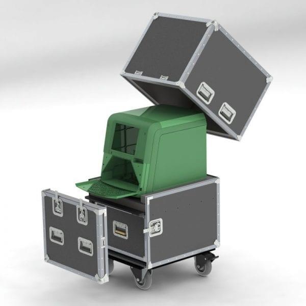 Shipping Case Medical 70-586