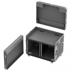 Custom Live Event Dual Rack Case 39-2635