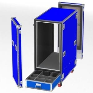 shockmount case with drawer 39-2675