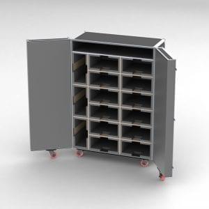 ATA-300 Custom Computer Case 44-2929A