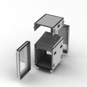 Shipping Case for Yamaha LS9-16 56-666