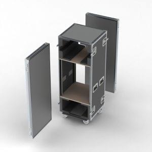 ATA-300 Case for portable studio equipment 56-729