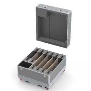 LCD LED Monitor Shipping Case 58-1213