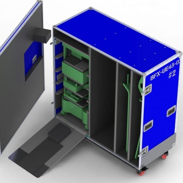 Ramp Case 70-466