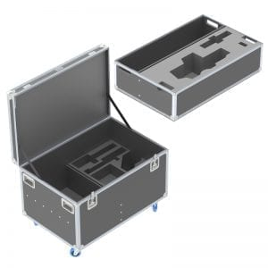 Trunk Style Shipping Cases