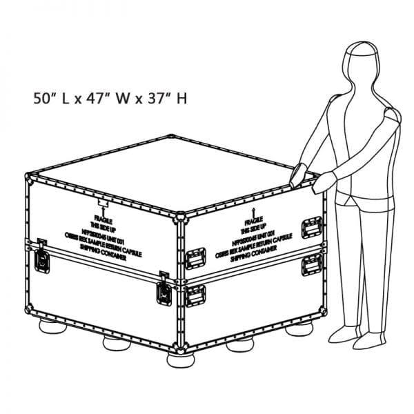 Wilson Case Aerospace Shipping Case 40-1041xt_3