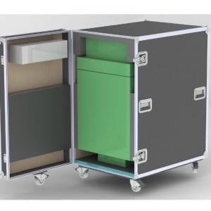 ATA kiosk case 58-1225