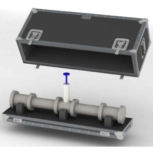 Shipping Case for valve 84-5638