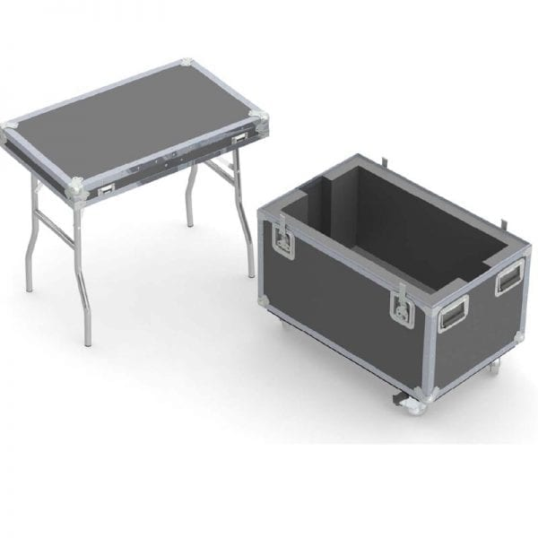 Printer Shipping Case with Table Legs 44-2930