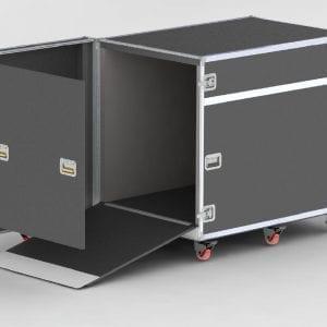 Shipping Case for Printer 44-2963