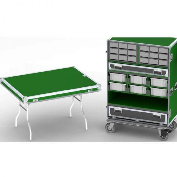 Athletic Case Custom 68-1122