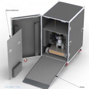 Medical Robot Shipipng Case 40-1122xt