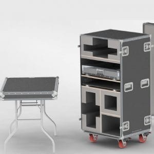 Workstation Shipping Case 70-724