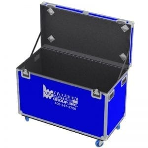 Cable Trunks & Staging Shipping Cases