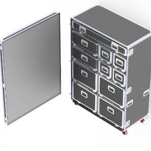 Custom Work Box 39-2917