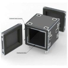 80-589 10U x 24D Shockmount