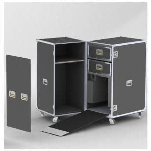Electric Lifts & Ramps Shipping Cases