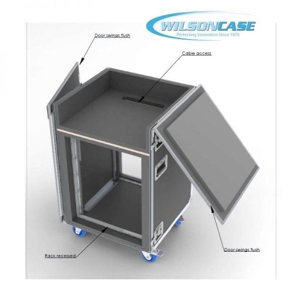 Lightronics TL2448 Console Case 56-819