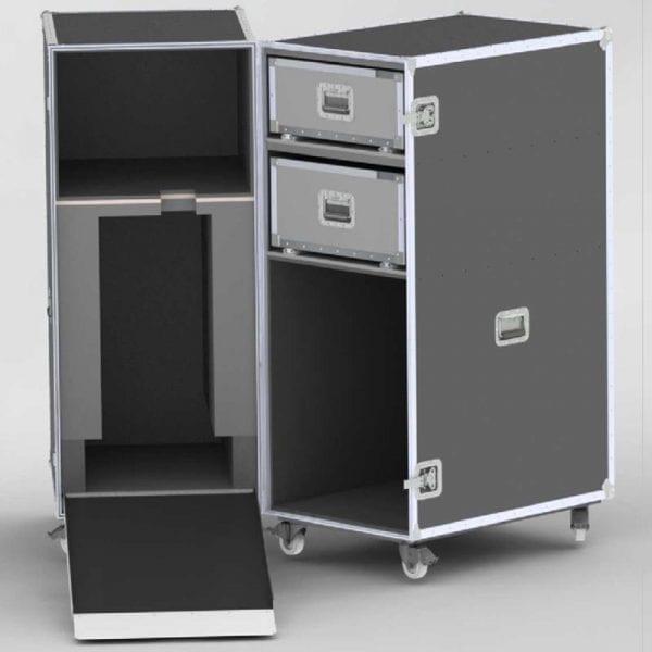 58-1536 Surgical Simulator Shipping Case
