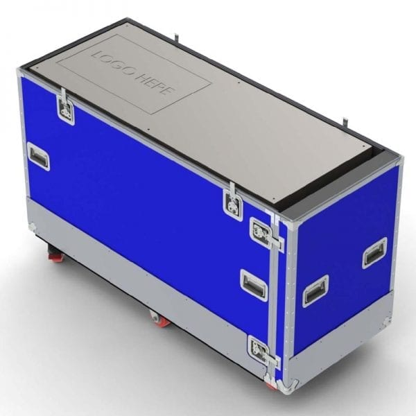 58-1650A Mechanical Lift Case for Simulator