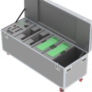 39-2857 Medical Devices Accessory Case