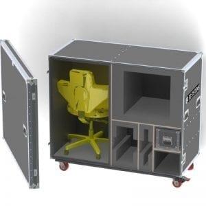 Robitics Accessory Shipping Case 39-3377