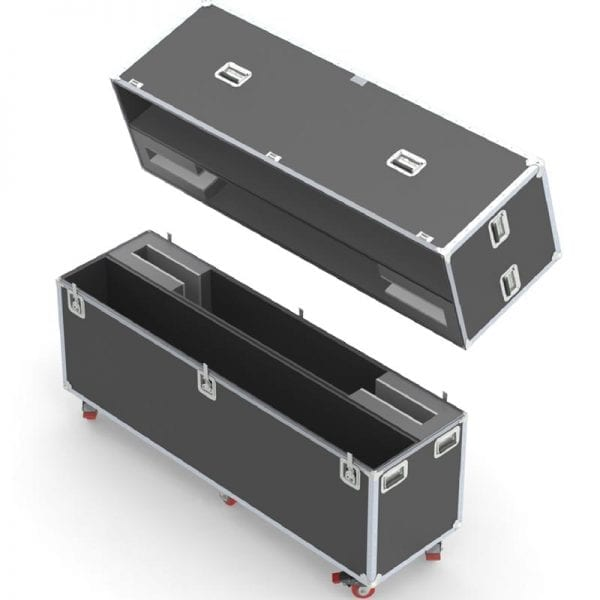52-1327 80in Sharp LC80LE650U Smart LED HDTV Shipping Case