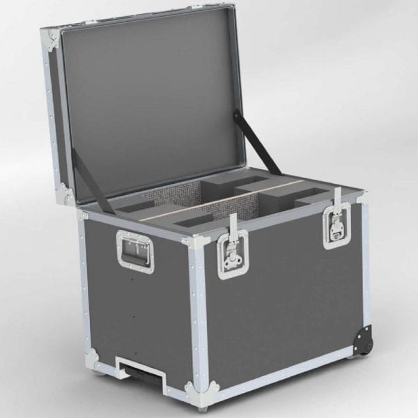 52-1394 Dell U2412M Dual Monitors Shipping Case