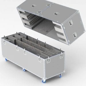 #52-1421 Shipping Case for NEC V801-TM Touchscreens