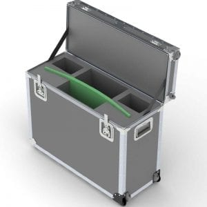 #52-1427 Shipping Case for Curved HDTV