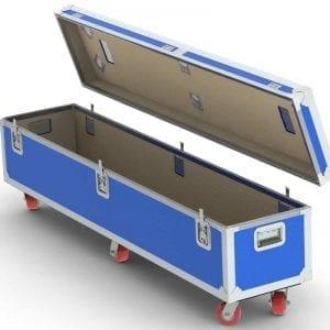 Aircraft Tooling Shipping ATA Case 58-1562