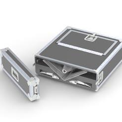 Custom Drone Hard Cases