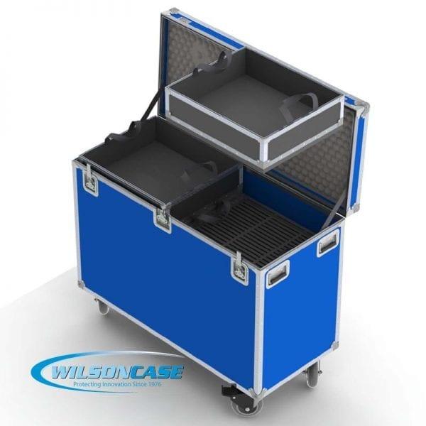 44-2719 ipad shipping case for iPad II