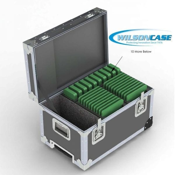 44-2949 shipping case for ipads and apple tvs