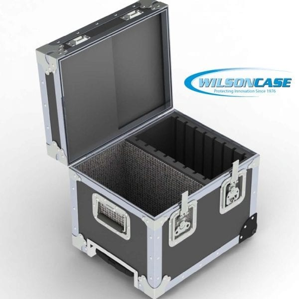 44-2954 Custom iPad shipping case