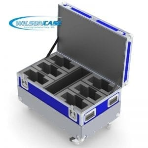 44-2957 Custom shipping case for PC's