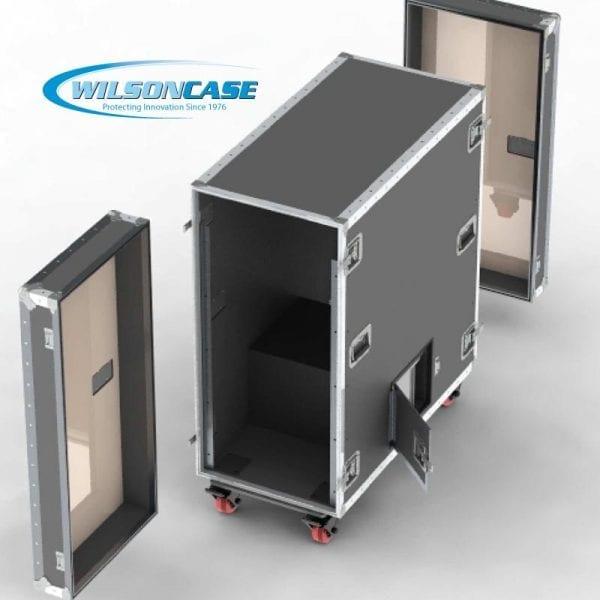 44-2959 Custom Server Rack Shipping Case