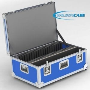 44-2968 Custom shipping case for Surface Pro 3's
