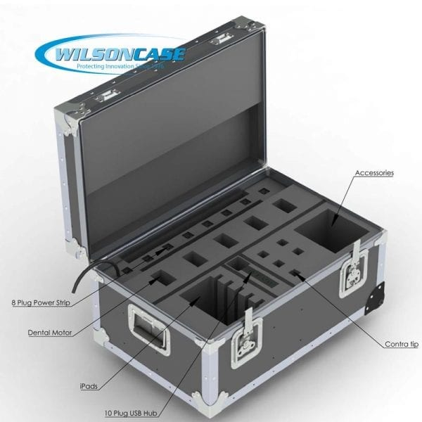 44-2995 Custom Medical Device Shipping Case