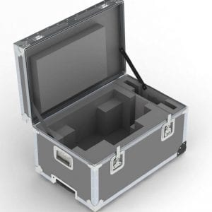 44-3028 Custom shipping case for Dell Workstation & LCD
