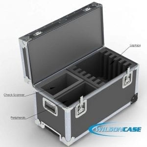 44-3030 Custom Computer Case for Dell Inspiron 15 3000 laptops