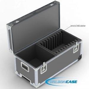 44-3032 Custom shipping case for Lenova T460