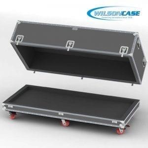 44-3038 Custom shipping case for HP Z5400 Plotter